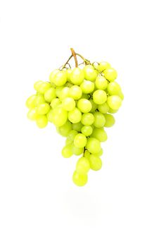 Free Cluster Of A Grapes Royalty Free Stock Photo - 18086825