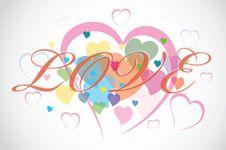 Free Valentine S Day Card Stock Photos - 18087673