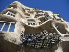Free Barelona , Gaudi Royalty Free Stock Photos - 18087868