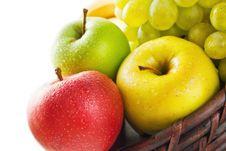 Free Fruits Royalty Free Stock Image - 18088236
