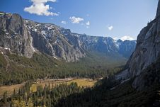 Free Yosemite National Park Royalty Free Stock Image - 18088486