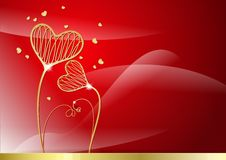 Free Valentine S Background Stock Images - 18089094