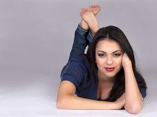 Free Pretty Latina Royalty Free Stock Image - 18089666