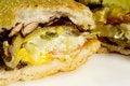 Free Hot & Fresh Sandwich Stock Photography - 18090032