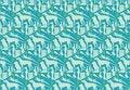 Free Farm Animals Pattern Stock Images - 18090534