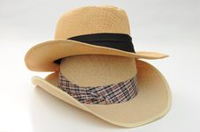 Free Two Hat Royalty Free Stock Images - 18090239