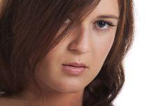 Free Portrait Of A Woman Stock Photo - 18090770