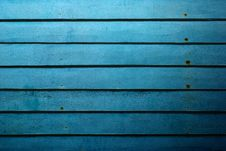Free Blue Wooden Well Stock Photo - 18091210