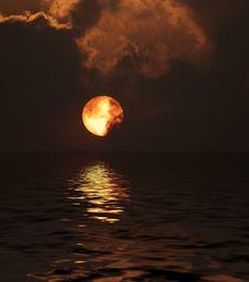 Free Sunrise Royalty Free Stock Images - 18091709
