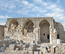 Free Ruins Of  Church Royalty Free Stock Images - 18092019