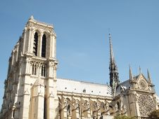 Free Notre Dame Or Our Lady Of Paris Stock Image - 18093991