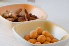 Free Snacks For Aperitif Royalty Free Stock Images - 18094879
