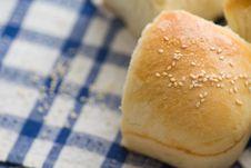 Free Homemade Bread Buns Stock Photo - 18095670