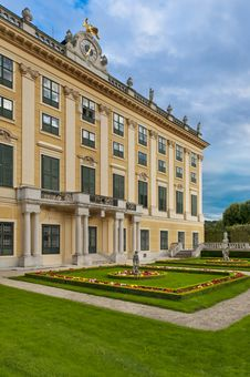 Free Schonbrunn Palace Stock Photo - 18095680