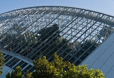Free Glasshouse Structure Stock Photography - 18095792