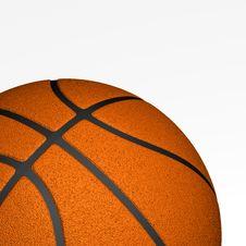 Free Basketball Closeup Stock Photos - 18096073