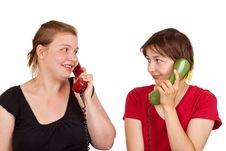 Free Small Talk Stock Photography - 18096302