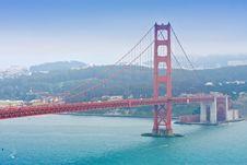 Free Golden Gate, San Fracisco, United States Stock Image - 18096481