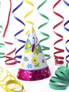 Free Party S Hats Royalty Free Stock Photos - 18097248