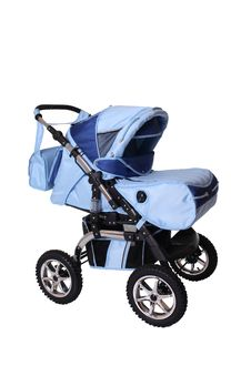 Free Children S Pushchair Royalty Free Stock Photography - 18097727