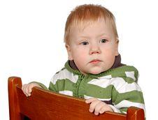 Portrait Little Boy