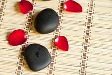 Free Hot Stone Massage Stock Photography - 18099132