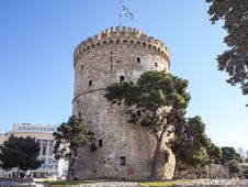 Free Amazing Greece, Charming Thessaloniki. Stock Images - 180907954