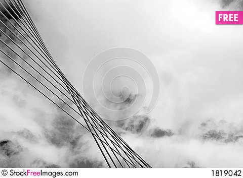 Free Sky And Clouds Stock Photography - 1819042