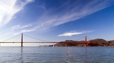 Free Golden Gate Bridge Royalty Free Stock Photography - 1812157