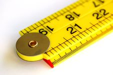 Free Measuring Ruler Stock Photos - 1812433