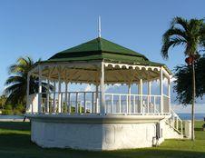 Free Gazebo Bandstand Royalty Free Stock Image - 1812486