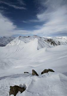 Free Mountains In Georgia 8 Royalty Free Stock Image - 1812656