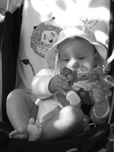 Free My Baby Stock Image - 1812941