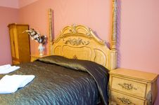 Free Suite Bedroom Royalty Free Stock Photos - 1814658