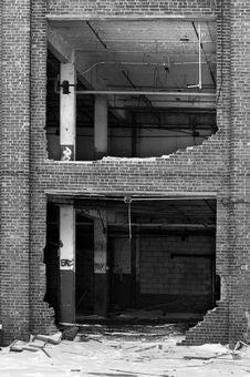 Free Abandoned Factory 14 Stock Photos - 1814693
