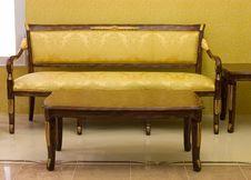 Free Luxury Sofa Royalty Free Stock Photo - 1814745