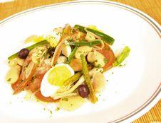 Free Lima Bean Salad Stock Photo - 1815600