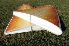 Free Broken Surfboard Royalty Free Stock Photos - 1817768