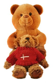 Free Teddy Bears Friends Royalty Free Stock Photography - 1817987