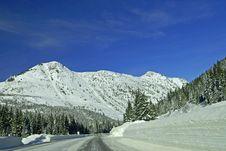 Free Scenic Drive Stock Image - 1818451