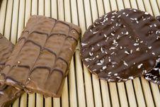 Free Chocolate Deserts Stock Photo - 1819640