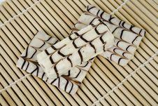 Free Decorative White Chocolate Stock Photos - 1819753
