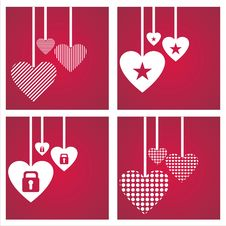 St. Valentine S Day Backgrounds Royalty Free Stock Images
