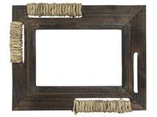 Free Frame Isolated On White Background Royalty Free Stock Photos - 18101518