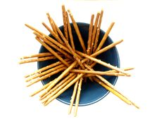 Salt Sticks Royalty Free Stock Images