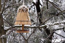 Free Birdhouse Stock Photo - 18102860