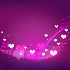 Free Valentine Background Royalty Free Stock Image - 18103226