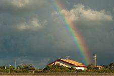 Free Rainbow Royalty Free Stock Photos - 18104198