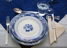 Free Dinner Stock Photo - 18105300