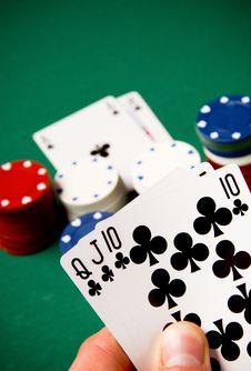 Free Gambling Stock Image - 18106321